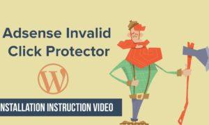 애드센스 무효 클릭 보호기 ( AICP ) – 워드프레스 플러그인