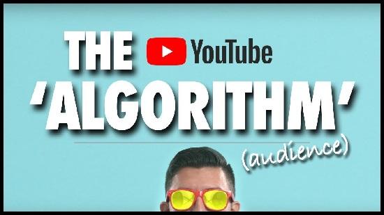 유튜브 알고리즘