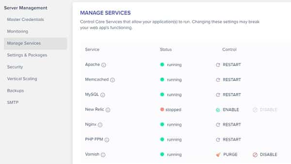 호스팅 추천 cloudways 클라우드웨이즈 서비스 어플리케이션